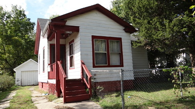 Rockford Single Family Home New: 325 Webster Avenue