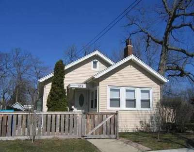 Winnetka Single Family Home Contingent: 979 Vine Street