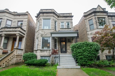 Multi Family Home For Sale: 1225 West Addison Street