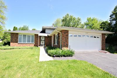 Geneva Single Family Home New: 1409 Hill Road