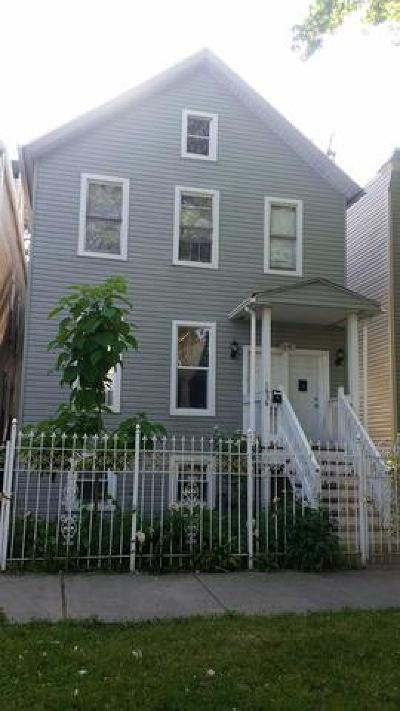 Multi Family Home For Sale: 1636 North Sawyer Avenue