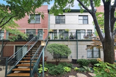 Condo/Townhouse For Sale: 1813 South Clark Street #K45