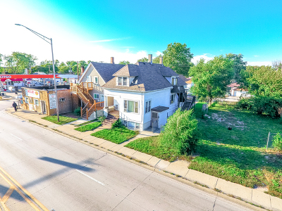 Calumet Park Multi Family Home For Sale: 1742 West 127th Street