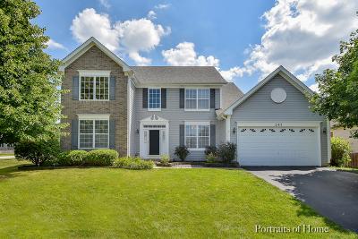 Sugar Grove Single Family Home New: 293 Hampton Road