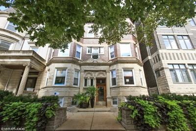 Condo/Townhouse For Sale: 522 West Oakdale Avenue #3W