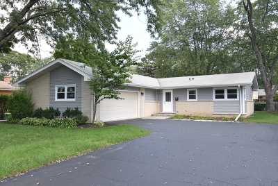 Arlington Heights Single Family Home For Sale: 301 North Dwyer Avenue
