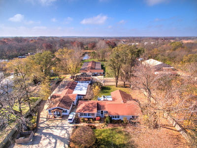 Mc Henry County Single Family Home New: 4403 Roberts Road