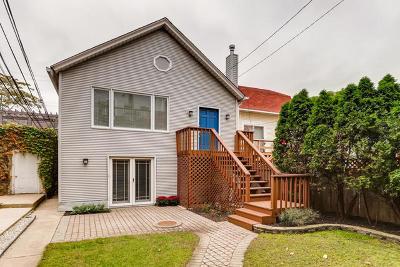 Condo/Townhouse For Sale: 3032 North Seminary Avenue #CH