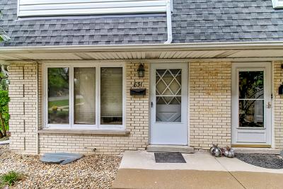 La Grange Condo/Townhouse For Sale: 831 South La Grange Road