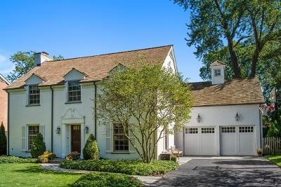Winnetka Single Family Home Contingent: 854 Eldorado Street