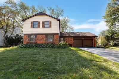 Buffalo Grove Single Family Home New: 1 Amherst Court