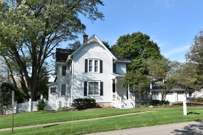Elburn Single Family Home For Sale: 132 South 1st Street