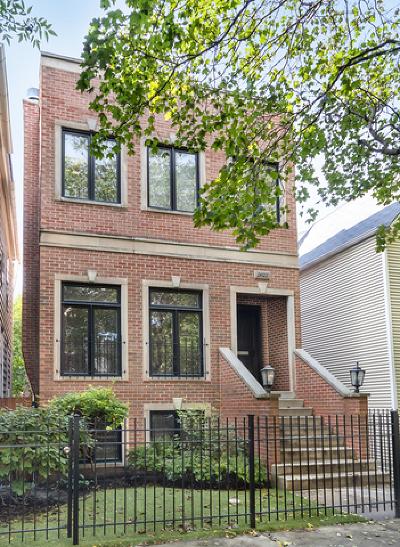 Single Family Home For Sale: 2622 North Marshfield Avenue