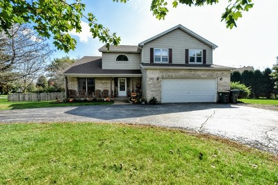 Spring Grove Single Family Home For Sale: 2503 Hidden Trail