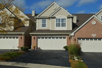 Bartlett Condo/Townhouse For Sale: 1252 Tamarack Drive