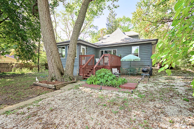 Round Lake Single Family Home For Sale: 34219 North Hainesville Road
