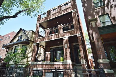Cook County Condo/Townhouse New: 1540 West Wrightwood Avenue #1