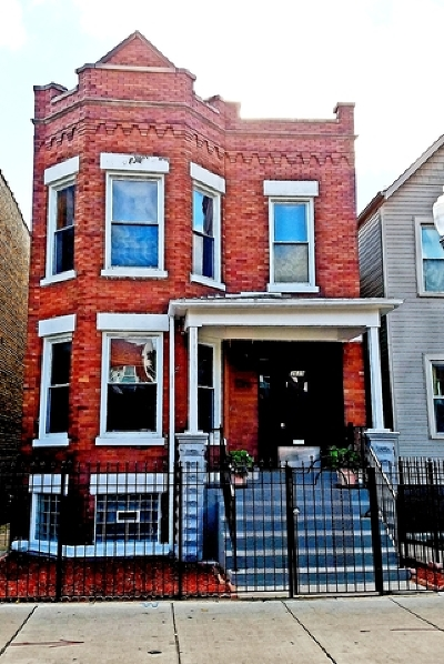 Multi Family Home Price Change: 3639 West Diversey Avenue
