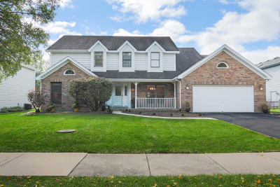 Naperville Single Family Home Price Change: 1544 Sequoia Road