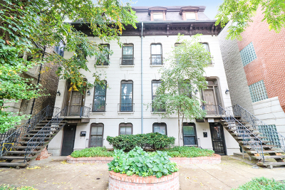 Cook County Condo/Townhouse New: 918 West Fullerton Avenue #G
