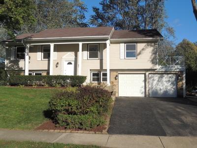 Buffalo Grove Single Family Home Price Change: 940 Indian Spring Lane