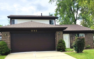 Woodridge Single Family Home For Sale: 1 Red Wing Court