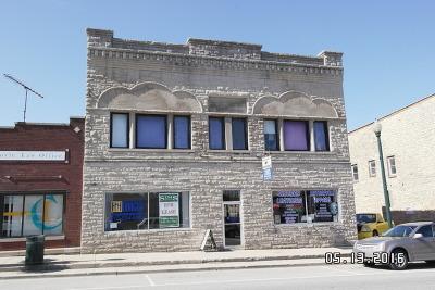 Homer Glen, Lockport Commercial For Sale: 123 E 9th Street