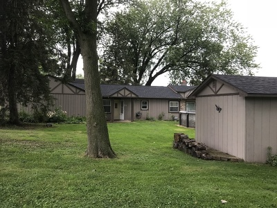 McHenry Single Family Home For Sale: 2932 North Shorewood Drive