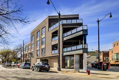 Cook County Condo/Townhouse New: 1110 West Schubert Avenue #202