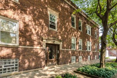 Condo/Townhouse New: 5225 North Winchester Avenue #2N