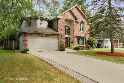 Glenview Single Family Home For Sale: 4716 Lilac Avenue