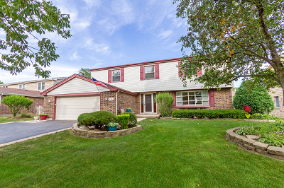 Arlington Heights Single Family Home For Sale: 2721 North Windsor Drive