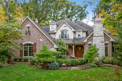 Single Family Home For Sale: 832 Stonebridge Road