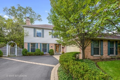 Wilmette Single Family Home New: 3035 Indianwood Road