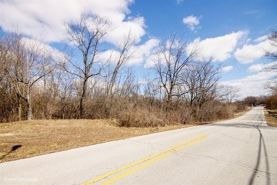 Orland Park Residential Lots & Land For Sale: 15650 113th Avenue