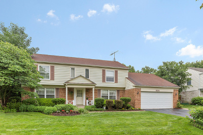 Northbrook Single Family Home For Sale: 235 Old Post Road