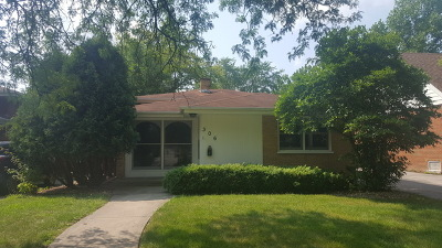 La Grange Park Single Family Home For Sale