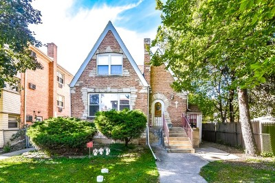 Elmwood Park Multi Family Home For Sale: 2426 North 77th Avenue
