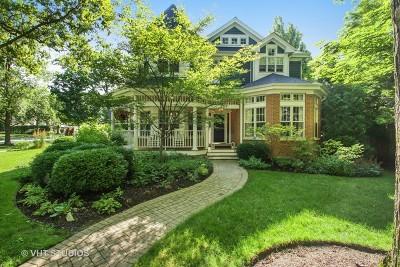 Single Family Home New: 485 Greenwood Avenue