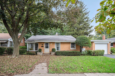 Arlington Heights Single Family Home For Sale: 1206 West Sigwalt Street