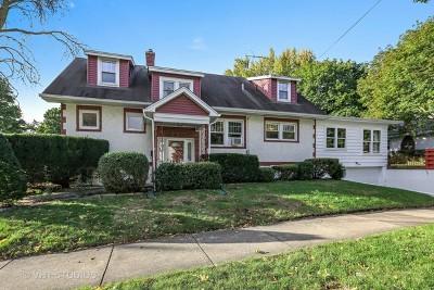 Glen Ellyn Single Family Home New: 368 Vine Avenue
