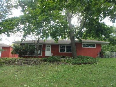 Grayslake Single Family Home Price Change: 117 Harvey Avenue