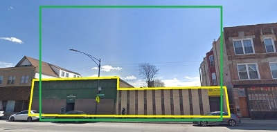 Chicago Residential Lots & Land For Sale: 3023 West Belmont Avenue