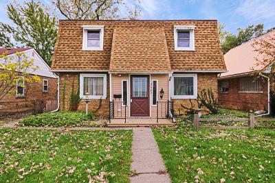 Lansing Single Family Home For Sale: 3645 177th Place