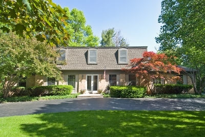 Deerfield Single Family Home New: 200 Manor Drive