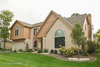 Tinley Park Single Family Home Price Change: 16718 Anne Marie Drive
