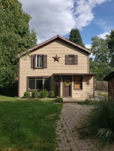 Naperville Single Family Home New: 5s661 Wright Street