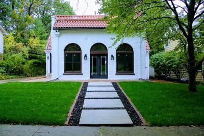 Homewood Single Family Home Price Change: 17845 Tipton Avenue