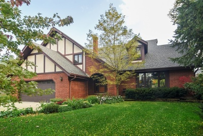 Hoffman Estates Single Family Home New: 3505 Wilshire Drive