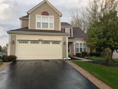 Carpentersville Single Family Home For Sale: 2834 Forestview Drive